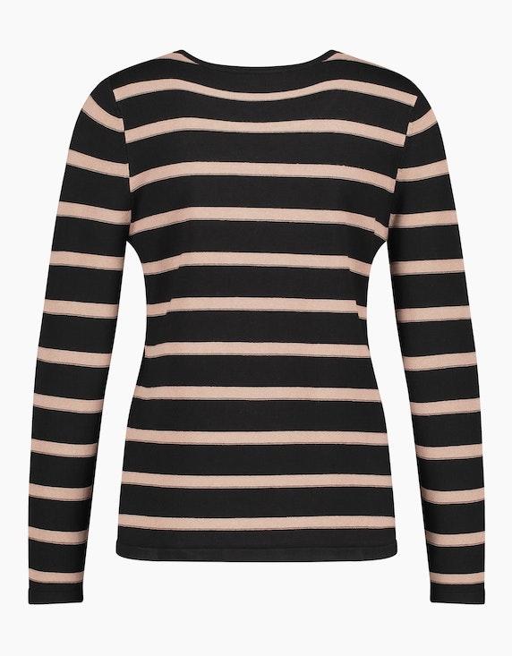Gerry Weber Collection Pullover mit sportivem Ringel   ADLER Mode Onlineshop