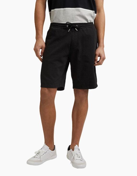 Esprit Baumwoll-Shorts mit Gummibund | ADLER Mode Onlineshop