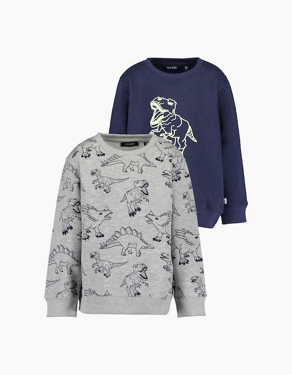 Blue Seven Mini Boys Sweatshirt im 2er-Pack | ADLER Mode Onlineshop