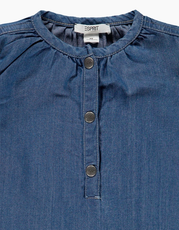 Esprit Baby Girls Jeans-Bluse aus reiner Baumwolle | ADLER Mode Onlineshop