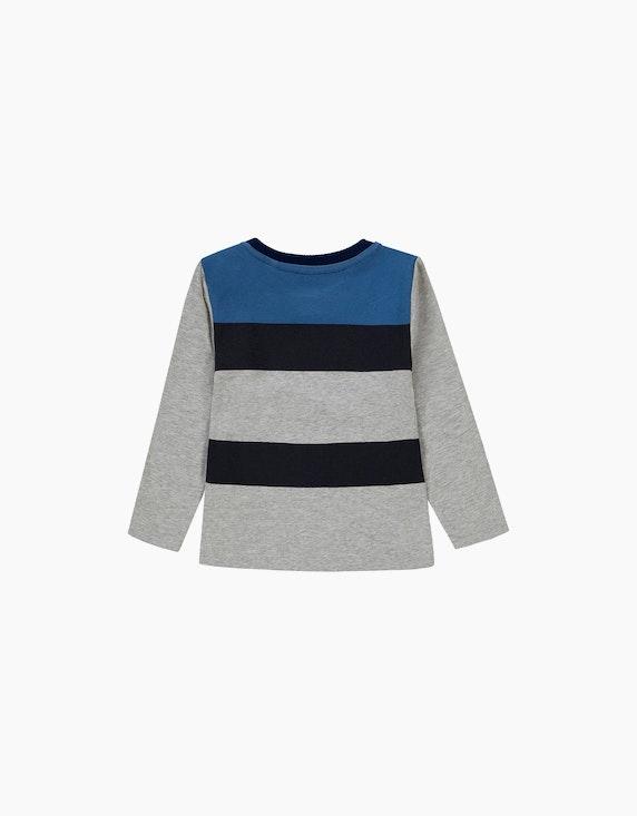 Esprit Baby Boys Langarmshirt mit Blockstreifen   ADLER Mode Onlineshop