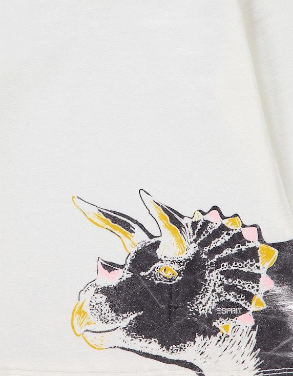 Esprit Mini Girls Langarmshirt mit Metallic-Print | ADLER Mode Onlineshop