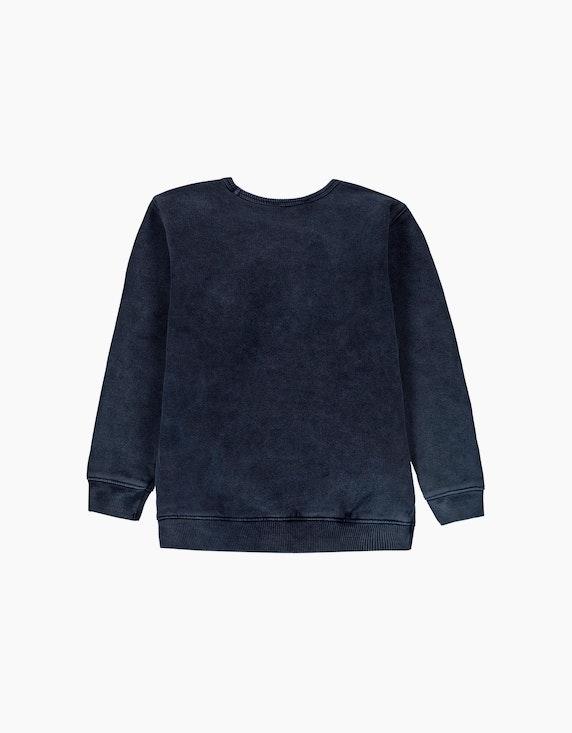 Esprit Mini Boys Baumwoll-Sweatshirt mit Print | ADLER Mode Onlineshop