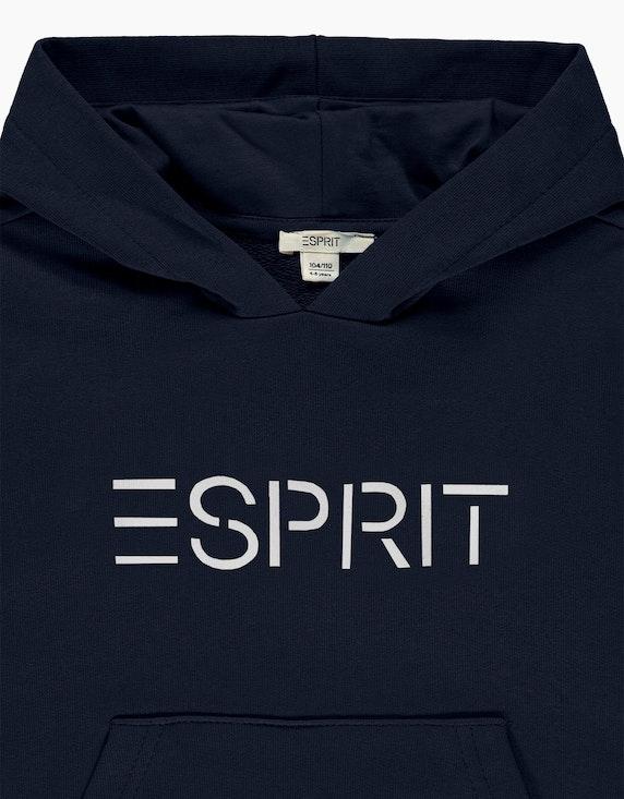 Esprit Mini Boys Hoodie aus reiner Baumwolle | ADLER Mode Onlineshop