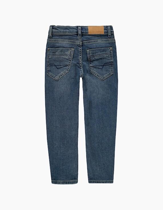 Esprit Mini Boys Stretch-Jeans mit Verstellbund und Washed-Effekten | ADLER Mode Onlineshop