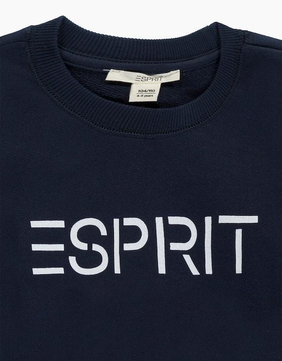 Esprit Girls Sweatshirt mit Logo Print | ADLER Mode Onlineshop