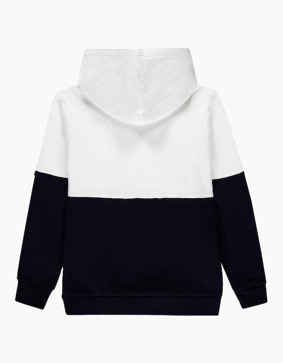 Esprit Boys Colorblock-Hoodie mit reflektierendem Print | ADLER Mode Onlineshop