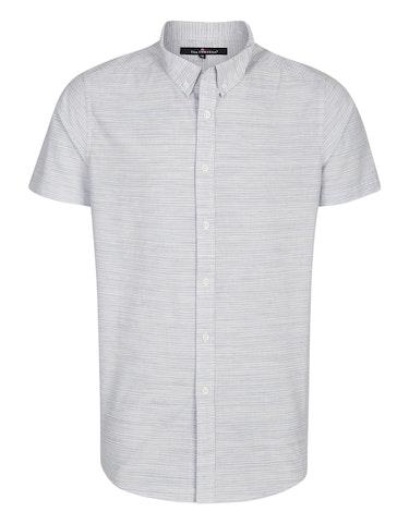 Produktbild zu Hemd mit Streifenmuster und Button Down-Kragen von Via Cortesa