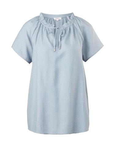 Produktbild zu Gemusterte Bluse im Tunika-Style von s.Oliver
