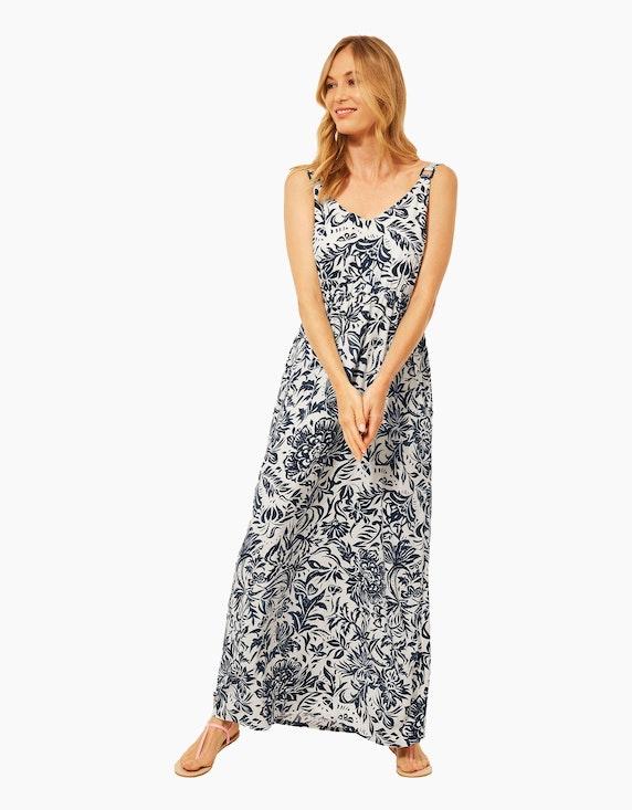 CECIL Maxi Kleid mit Blumen Print   ADLER Mode Onlineshop