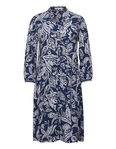 Produktbild zu Hemdblusen-Kleid mit Paisley-Muster von CECIL