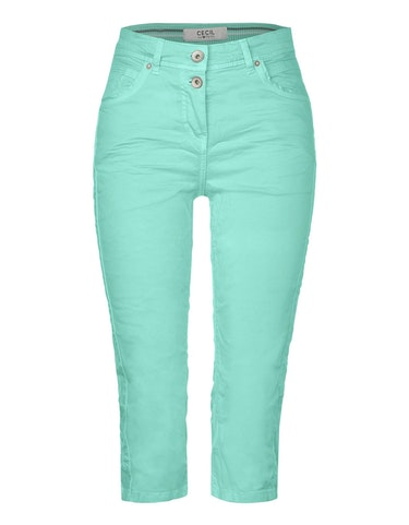 Produktbild zu <strong>Colour-Capri-Hose im 5-Pocket-Style</strong>Vicky von CECIL