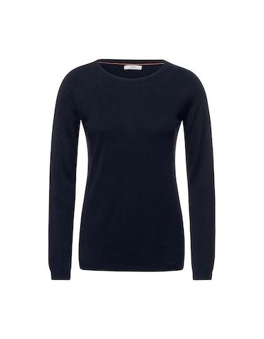 Produktbild zu Pullover im Basic-Style von CECIL