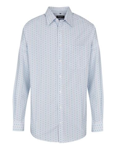 Produktbild zu <strong>Freizeithemd mit Punkte-Muster</strong>REGULAR FIT von Bexleys man