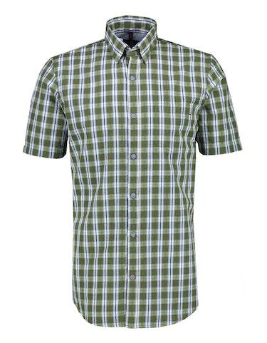 Produktbild zu Hemd im Seersucker-Karo von Lerros
