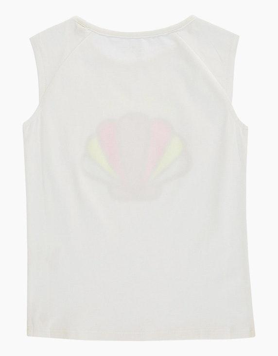 Tom Tailor Mini Girls Shirt mit Muschel-Motiv | ADLER Mode Onlineshop