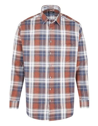 Produktbild zu <strong>Freizeithemd mit großem Karomuster</strong>REGULAR FIT von Bexleys man