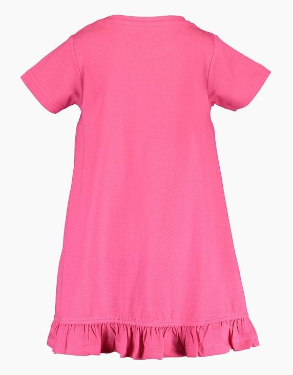 Blue Seven Mini Girls Kleid mit Volant | ADLER Mode Onlineshop