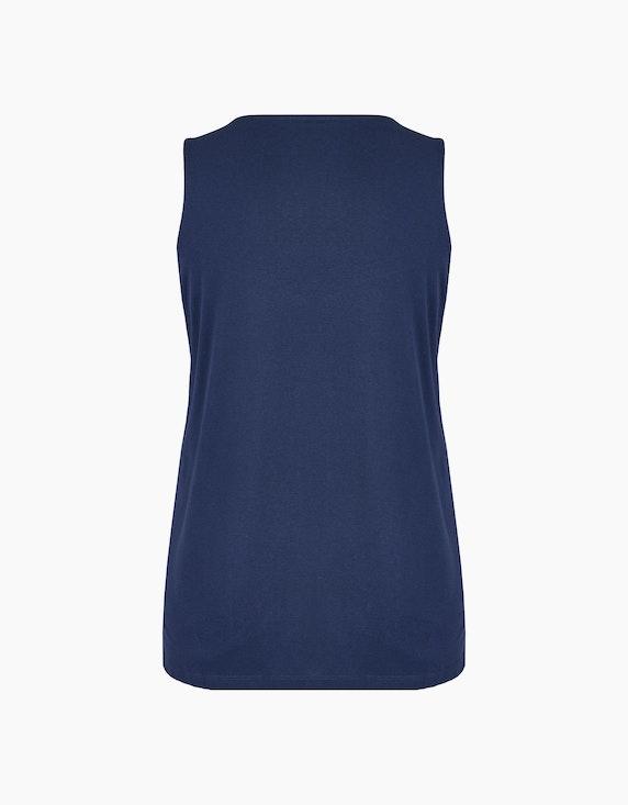 Thea Jersey Top mit Lochstickerei | ADLER Mode Onlineshop
