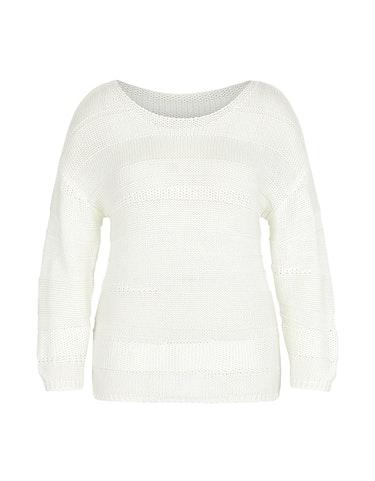 Produktbild zu <strong>Strick-Pullover im Mustermix</strong>reine Baumwolle von MY OWN