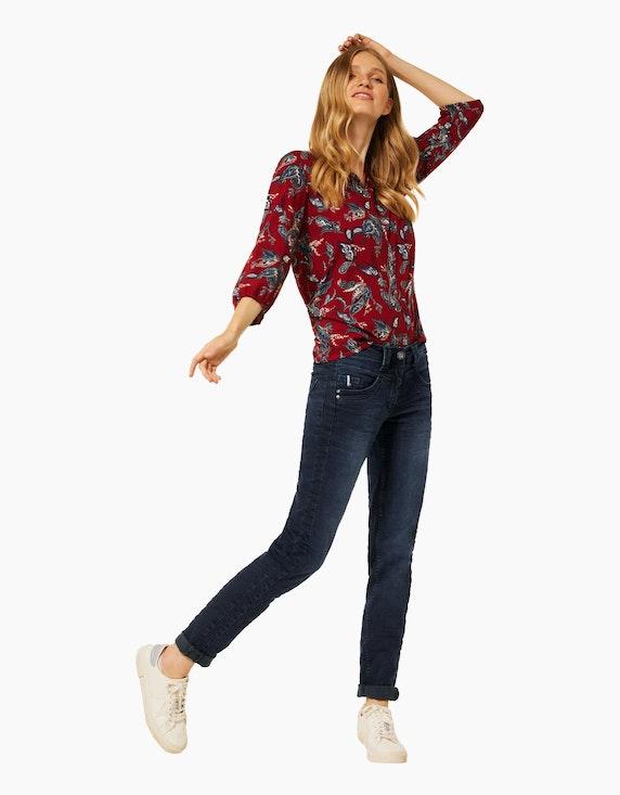 CECIL Denim-Jeans-Hose, Loose Fit, Style Scarlett | ADLER Mode Onlineshop