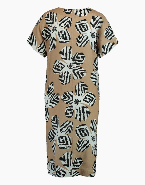Gerry Weber Collection Kleid aus Leinen   ADLER Mode Onlineshop