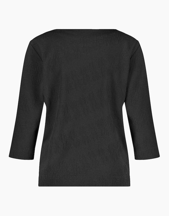 Gerry Weber Collection Sweatshirt mit Jacquard-Struktur | ADLER Mode Onlineshop