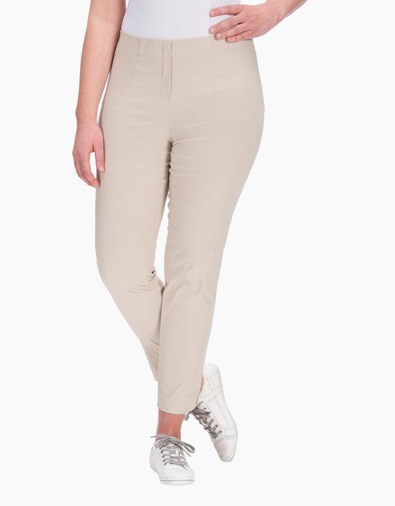 "KJ Brand Schlupfhose ""Susie XS Ankle"" in Stretch-Bengalin   ADLER Mode Onlineshop"