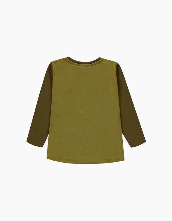 Esprit Mini Boys Oversize-Langarmshirt mit Print | ADLER Mode Onlineshop