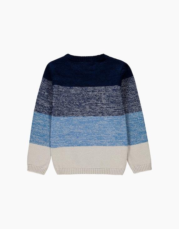 Esprit Mini Boys Pullover mit Blockstreifen | ADLER Mode Onlineshop