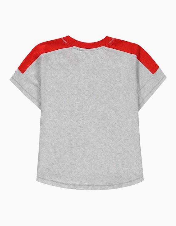 Esprit Girls T-Shirt mit reflektierendem Print   ADLER Mode Onlineshop