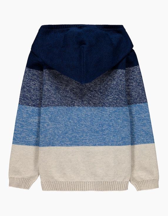 Esprit Boys Pullover mit Kapuze und Blockstreifen   ADLER Mode Onlineshop