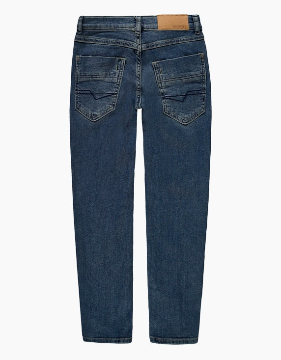 Esprit Boys Stretch-Jeans aus Baumwolle mit recyceltem Anteil | ADLER Mode Onlineshop