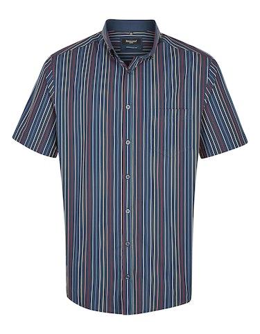 Produktbild zu <strong>Streifenhemd in Multicolor</strong>REGULAR FIT von Bexleys man