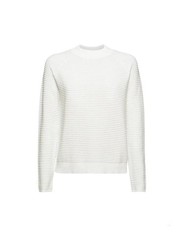 Produktbild zu <strong>Pullover in Ripp-Struktur</strong>Organic Cotton von Esprit