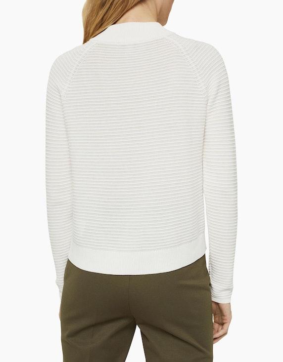 Esprit Pullover in Ripp-Struktur, Organic Cotton   ADLER Mode Onlineshop