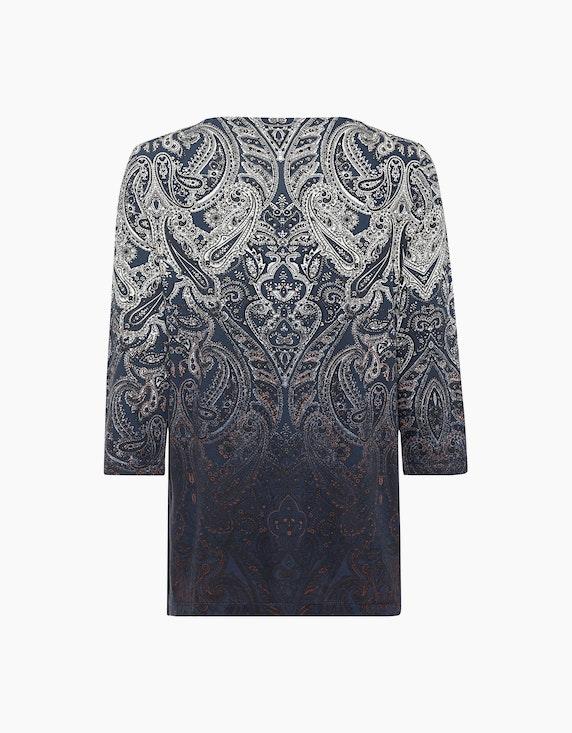 Olsen Shirt mit Paisley-Muster   ADLER Mode Onlineshop
