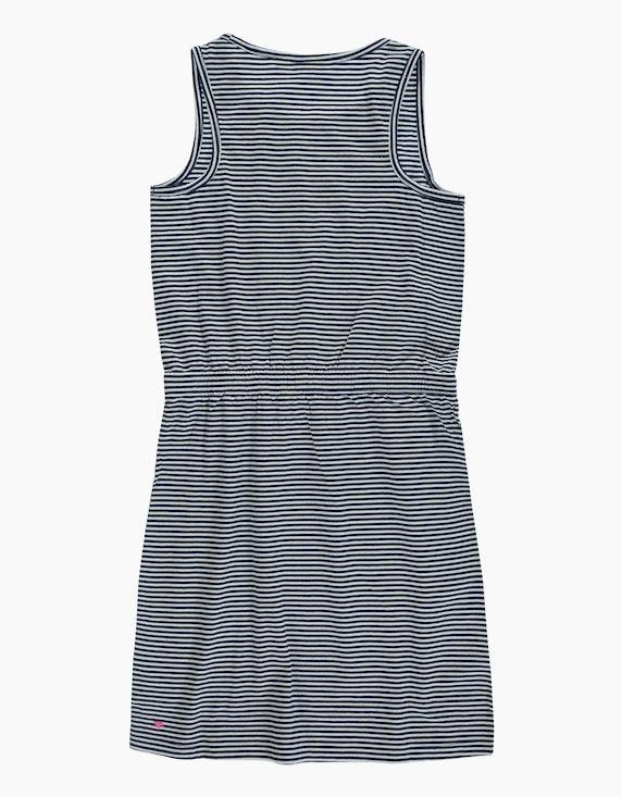 Tom Tailor Girls Kleid mit Streifen-Muster | ADLER Mode Onlineshop