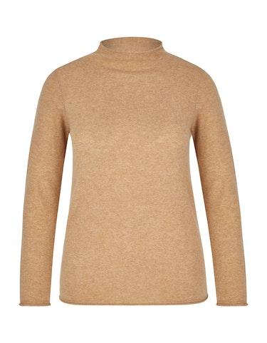 Produktbild zu Cashmere-Pullover mit Stehkragen von Bexleys woman