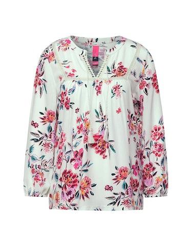 Produktbild zu Bluse im Tunika-Style von Street One
