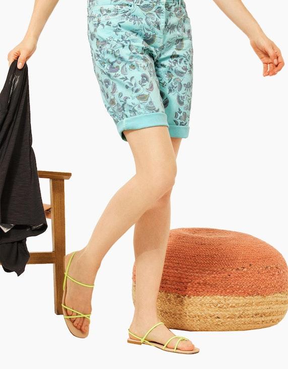 CECIL Loose Fit Shorts in Print | ADLER Mode Onlineshop
