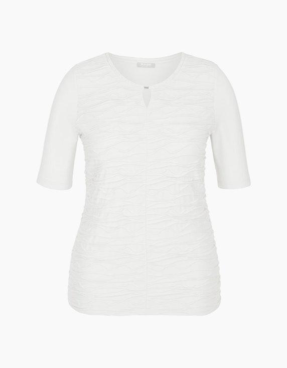 Rabe Shirt mit Wellen-Struktur   ADLER Mode Onlineshop