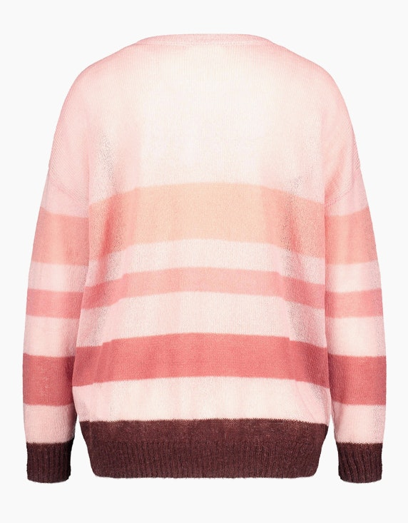 Gerry Weber Collection Pullover mit Blockstreifen   ADLER Mode Onlineshop