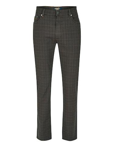 Produktbild zu 5-Pocket-Hose mit Glencheck-Muster von Eagle No. 7