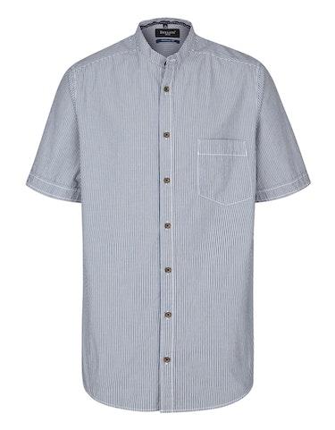 Produktbild zu <strong>Freizeithemd im Streifen-Dessin</strong>REGULAR FIT von Bexleys man