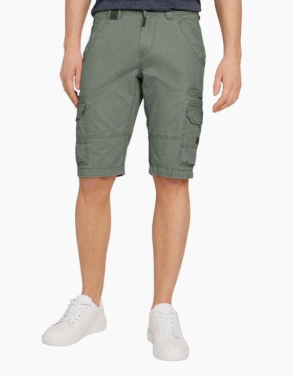 Tom Tailor Cargo Bermuda Shorts | ADLER Mode Onlineshop