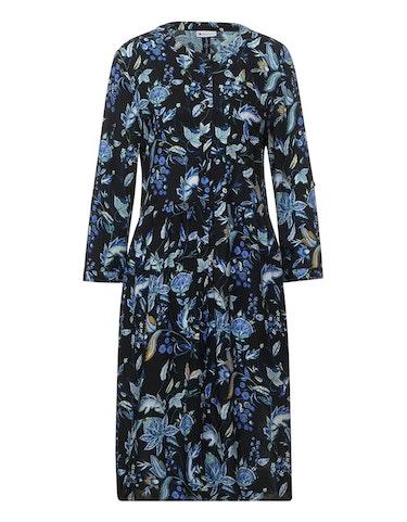 Produktbild zu Kleid mit floralem Print von Street One