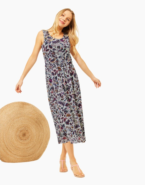 CECIL Kleid mit Paisley Print   ADLER Mode Onlineshop
