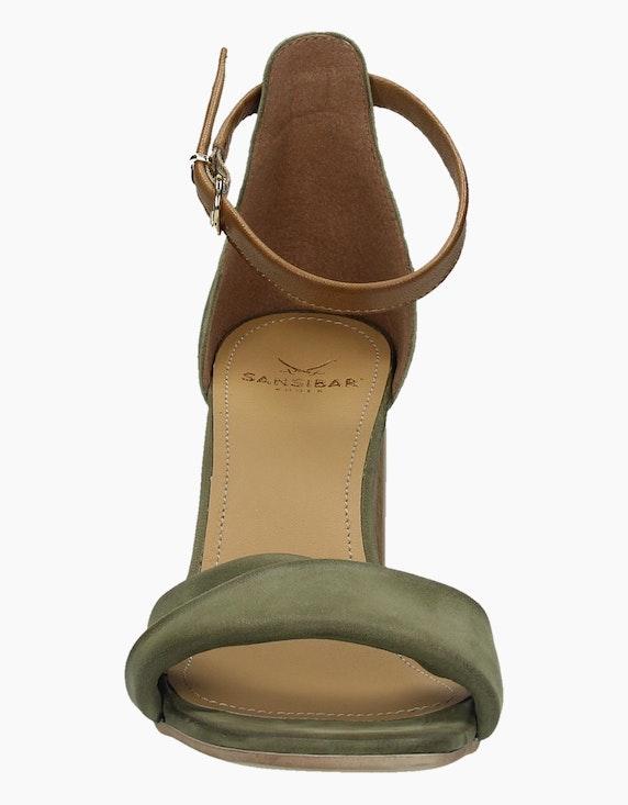 Sansibar Sandale mit Blockabsatz   ADLER Mode Onlineshop