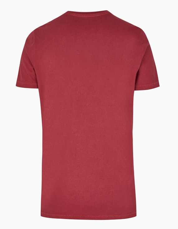 Eagle Denim Baumwoll-Shirt mit Cold-Pigment-Dye-Effekt | ADLER Mode Onlineshop